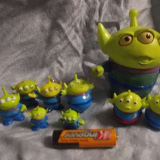 Aliens Toy Story Toys Little Green Men