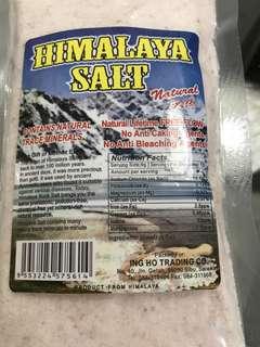 Natural Himalayan Salt - 400gm