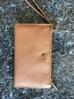 Guess Wristlet/Clutch/Wallet