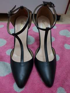 #horegajian Claymore Heels