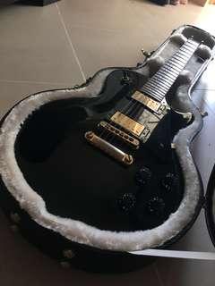 2010 Gibson Les Paul Studio Ebony