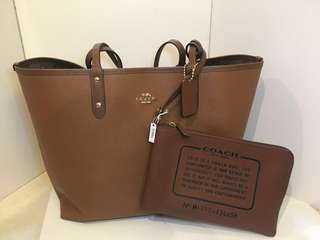 Coach 2ways Tote Bag 兩用袋