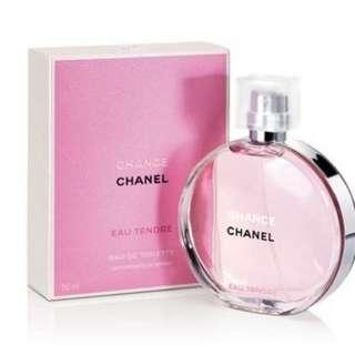 Chanel香奈兒粉紅甜蜜版香水