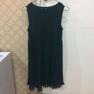 Hardware Green Dress