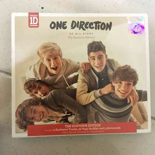 One Direction :  Up All Night Souvenir Edition