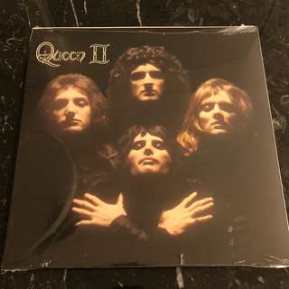 Queen II . Vinyl Lp. New