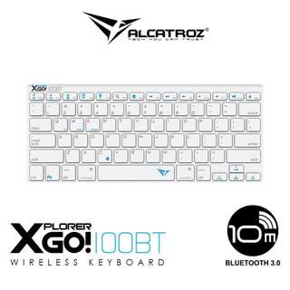Xplorer Go 100BT Wireless Bluetooth Keyboard
