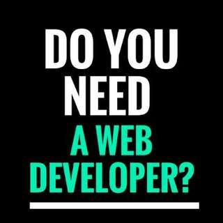 Website Developer (PHP, Laravel and Wordpress)