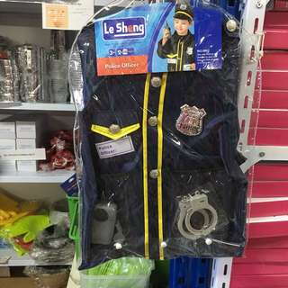 BN Police costume