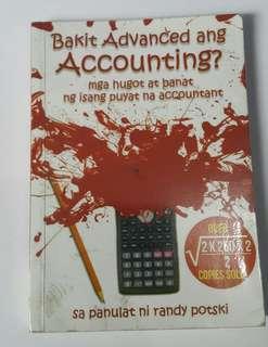 Bakit Advanced ang Accounting?