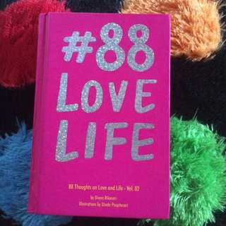 88 LOVE LIFE BOOK