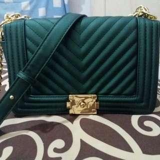 Baby bag jimshoney green