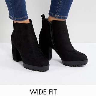 New look Chelsea Boots (wide feet)