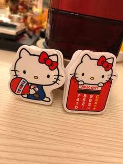 Hello Kitty 復古款夾子