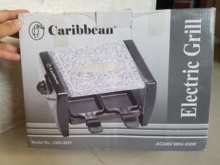 Electric Grill Caribbean