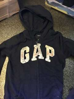 Gap Dark Blue Unisex Jacket/Sweater for kids