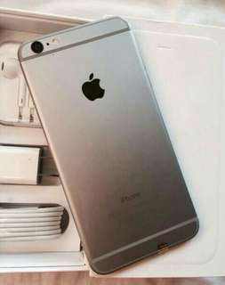 Space Gray iPhone 6 Plus 16GB GPP