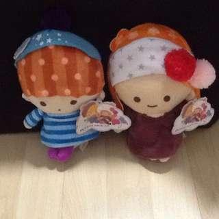 Kiki& Lala Soft Toy
