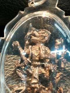 2564 龍普key 八手神猴 戰神哈努曼 防水殼 附原廟盒