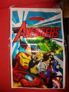 Balance loot bags avengers