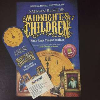 Salman Rushdie - Midnight Children