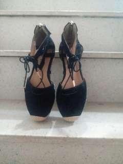 🚚 正韓女綁帶涼鞋