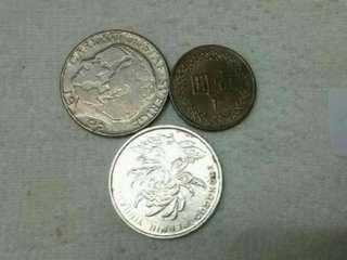 Lot Mixed Coin