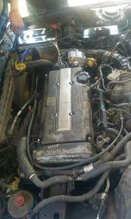 Enjin Honda B16A MANUAL! (Urgent)