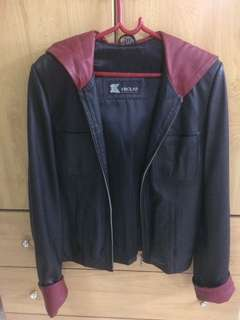Leather jacket from turkey