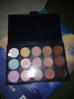 Conceal and Corrector Cream Pallete Murah Barter