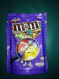 SALE! M&Ms Milk Chocolate Minis 145grams