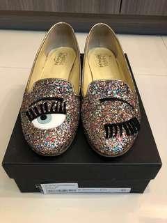 🚚 Chiara Ferragni 眨眼鞋 40號