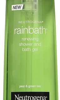 Neutrogena Shower Gel (Pear and Green Tea)