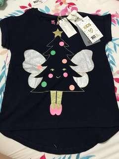Limited edition x mas tree Tshirt