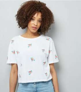 Looking for:New Look Embroidered Tshirt