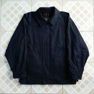 Vintage Burberry Nova Check Harrington Jacket
