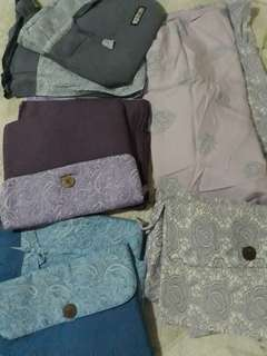telekung cotton