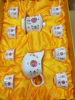 潮汕工夫茶具