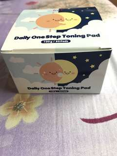 Prreti: Daily One Step Toning Pad