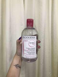 Bioderma Sensibio Makeup remover