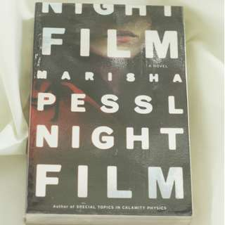 Night Film by Marissha Pessl