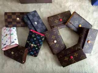 LV Key wallet
