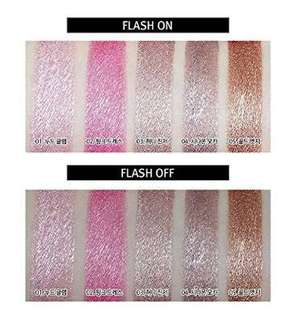 Rire Luxe Liquid Shadow No. 2 Pink Dress