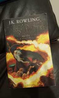 Harry Potter (English) Half Blood Prince
