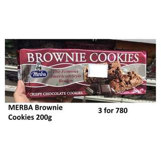 ‼️‼️🎉🎉MERBA Cookies (Made in USA) 200g 🎉🎉‼️‼️