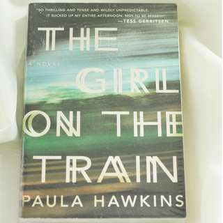 The Girl on the Train by by Paula Hawkins