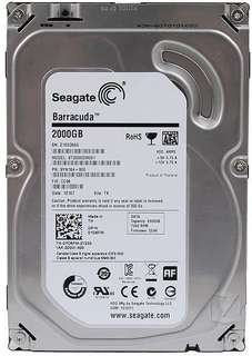 SATA hard disks 2TB. Cheap clearance. Reserve now.
