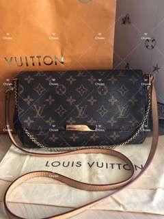 Louis Vuitton LV 3 way Clutch