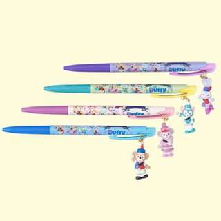 Tokyo Disneysea Disneyland Disney Resorts Sea Land Happy Marching Fun 2018 Duffy & Friends Ballpoint Pen Ser