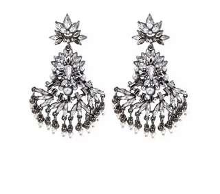 Statement Dangle Earrings